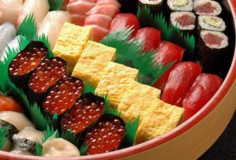 新橋の名店「若潮寿司」