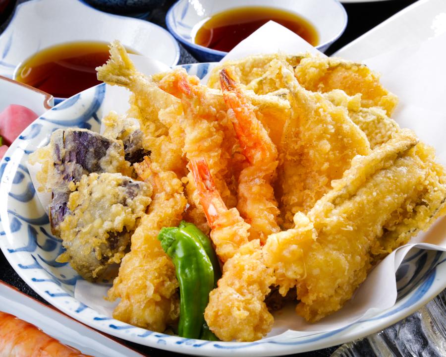 屋形船 なわ安 宴会料理 江戸前天ぷら