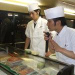 屋形船 なわ安 宴会 高級江戸前寿司