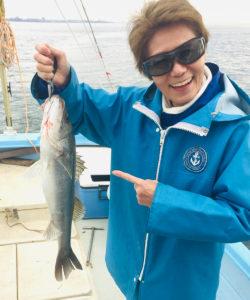 本日の東京港で釣れたお魚20201029